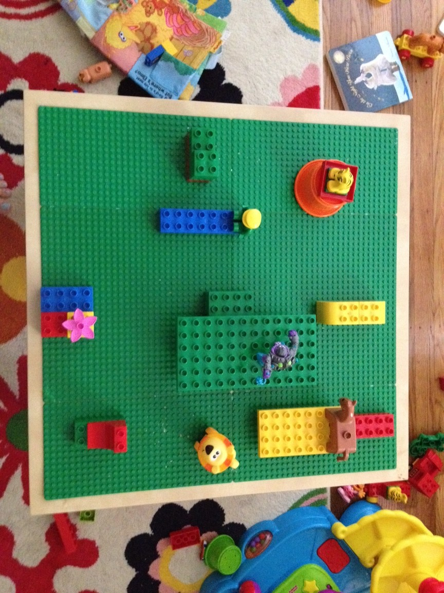 Ikea Lack Duplo Geek Dad Project Lego Play Table Doubledumbassonyou