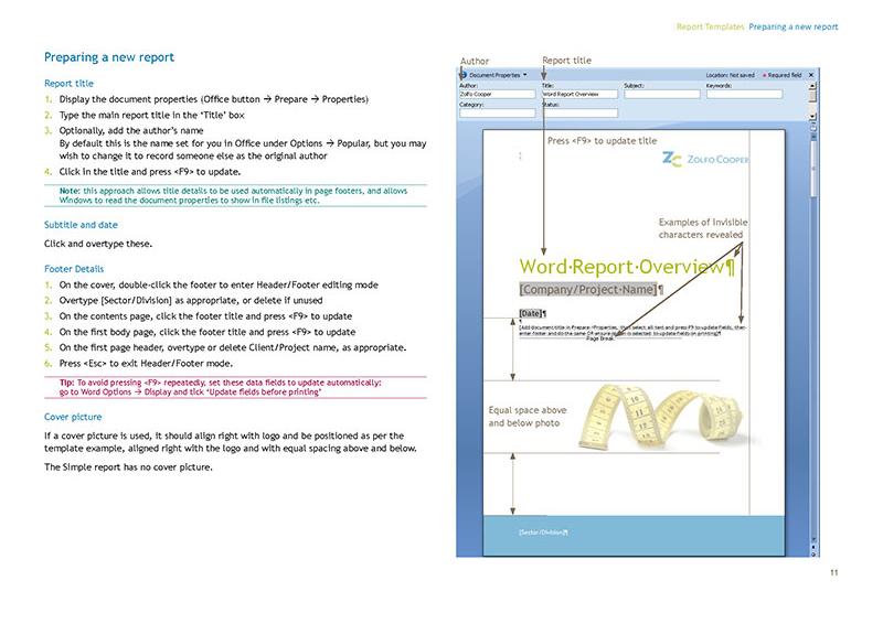 MS Office templates - Doublelix