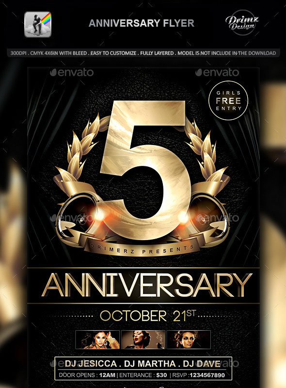 17 Event Flyer Templates for Upcoming Events and Functions - free party flyer templates for microsoft word