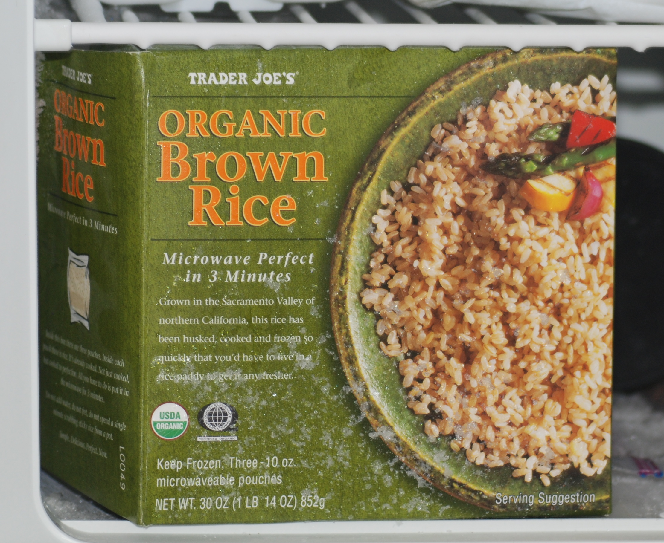 How To Make Brown Rice In Microwave Make Brown Rice In Microwave