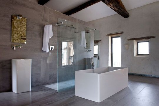 Salle De Bain Chic Styles & Inspirations Archives - Douche Italienne
