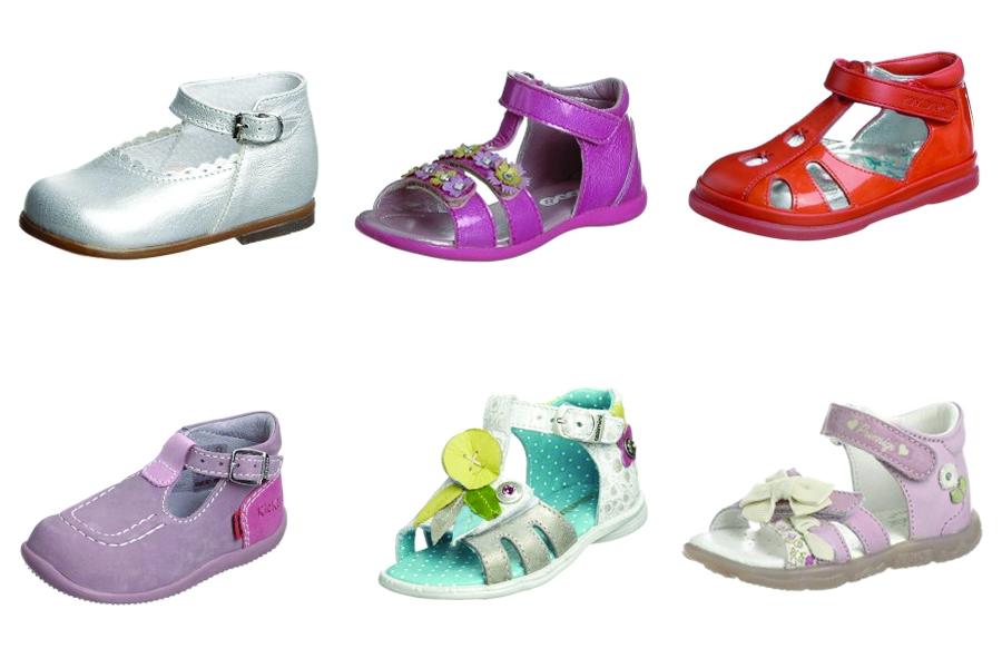 Sélection shopping : des des des chaussures d'été pour fillette Doudou 63d7a6