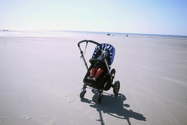Bugaboo Cameleon 3 plage
