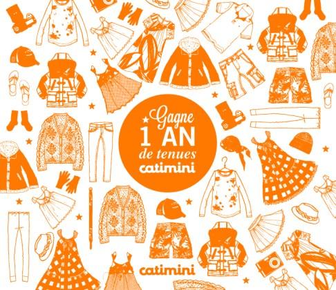 Jeu concours Catimini