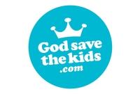 Logo god save the kids