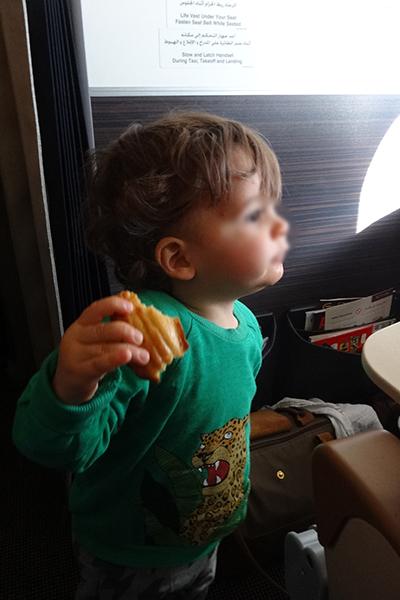 Avion bébé