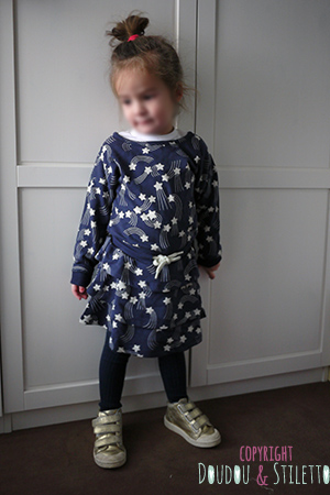 Robe Mini Rodini, tennis 10is
