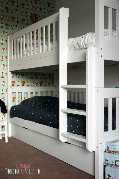 le r am nagement de leur chambre doudou stiletto. Black Bedroom Furniture Sets. Home Design Ideas