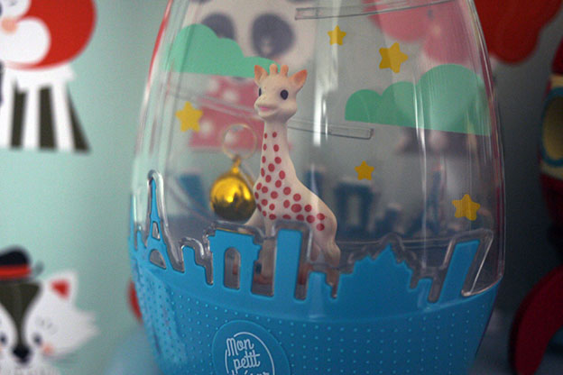 Sophie la girafe tirelire