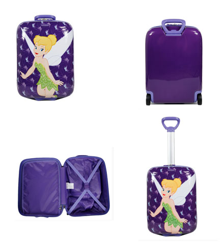 Valise fairy Samsonite disney