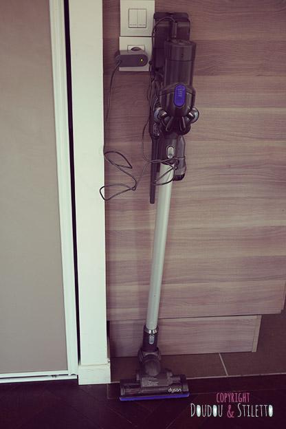 Test produit l 39 aspirateur balai dc45 digital slim de dyson doudou stiletto - Aspirateur dyson digital slim ...