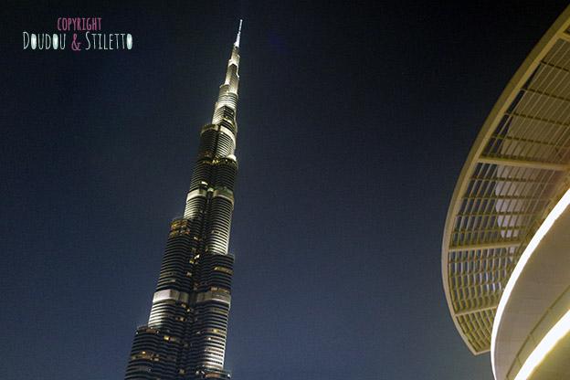 Dubai Marina Mall Burj Kalifa