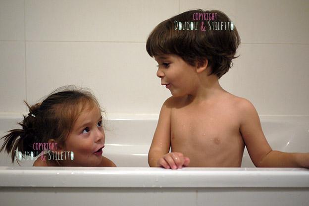 jeux bain enfants