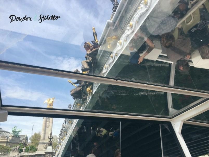 Croisière enchantée bateaux parisiens