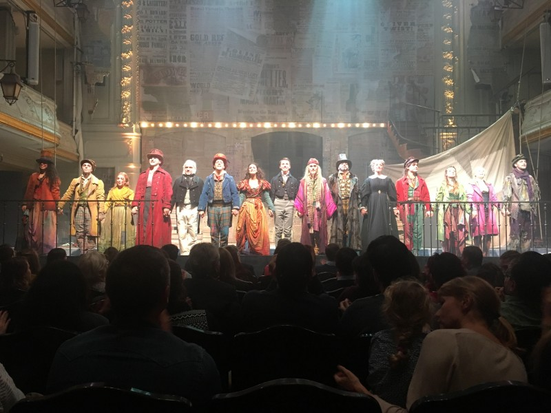 Oliver Twist le musical