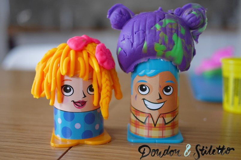 Coiffeur Play Doh