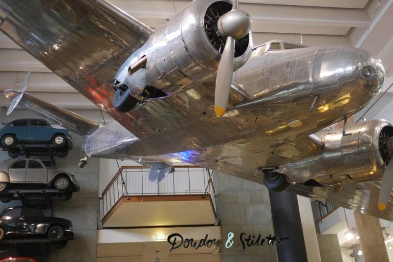 Musée des sciences Londres