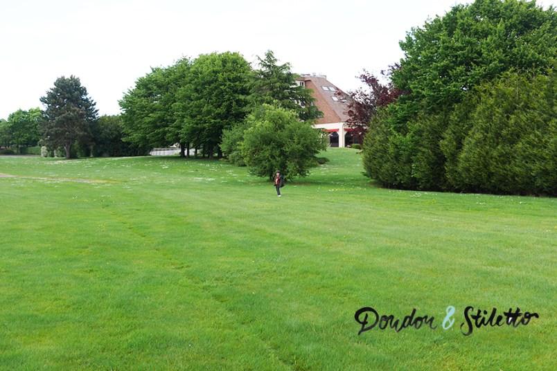 Les jardins de Deauville