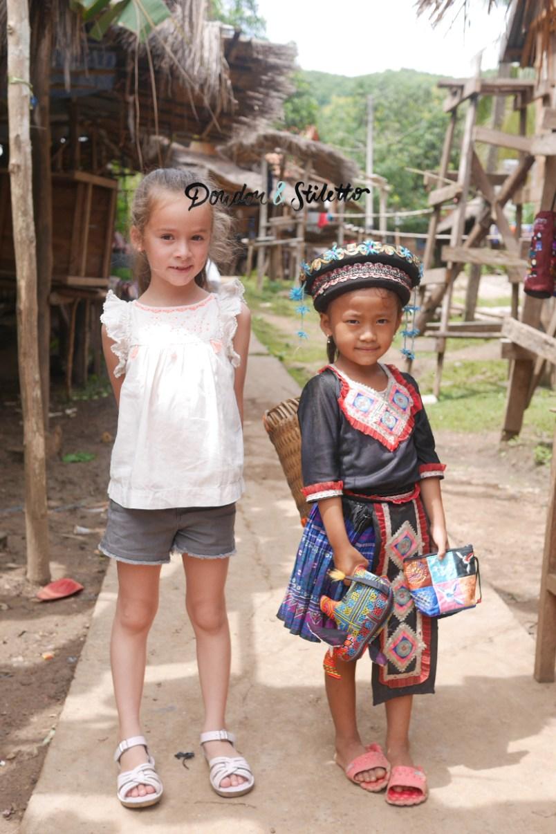 Village Hmong Luang Prabang