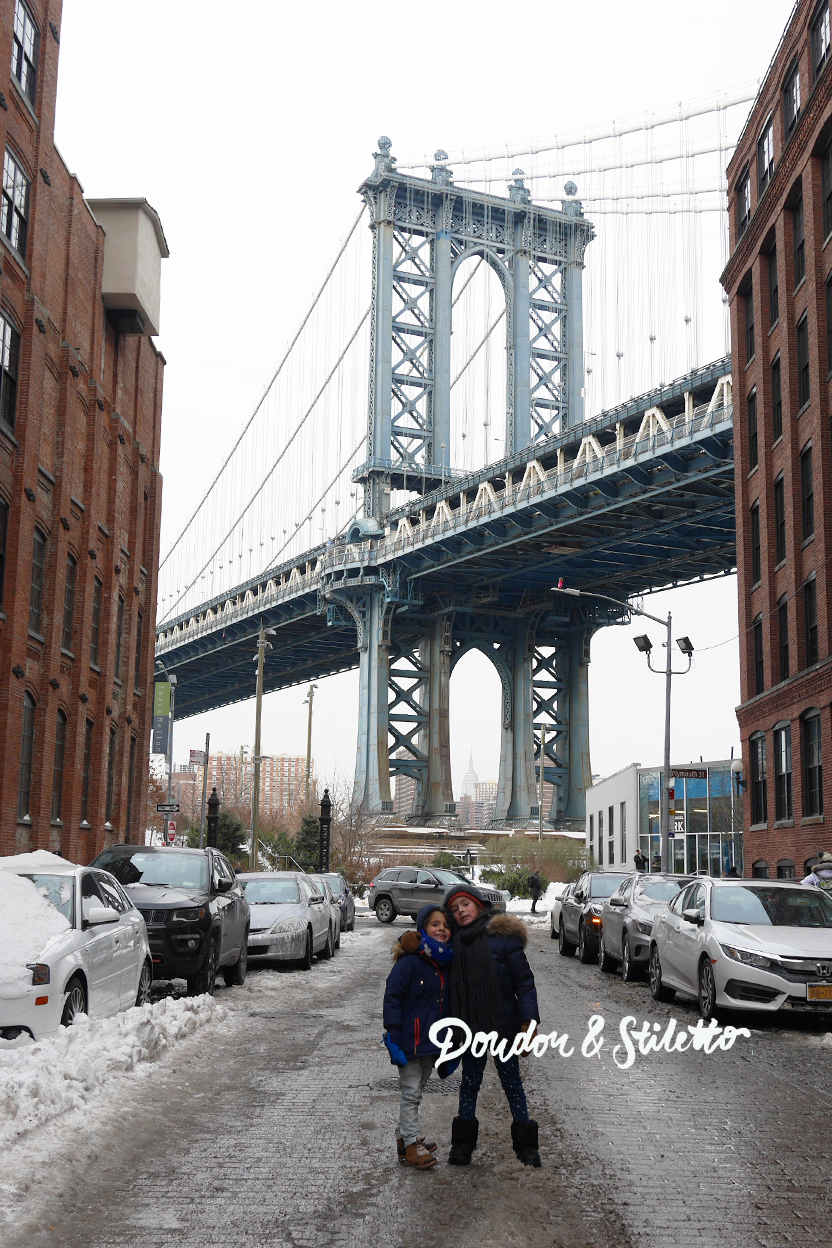 voyage new york en famille