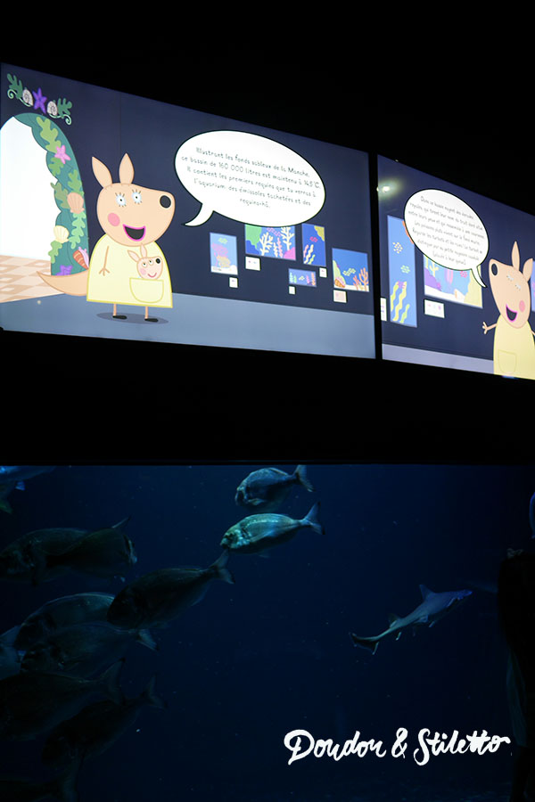 Peppa Pig Aquarium de Paris12