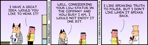 Dilbert on learner voice?
