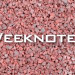 Weeknote 30/2013