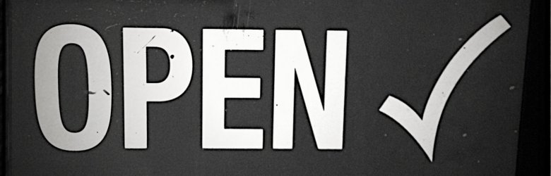 Open (sign)