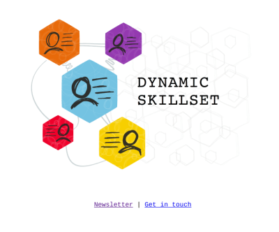 Dynamic Skillset placeholder