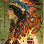 Red Wing by Kerry Mills 1907 150x150 Carnival of Venice   Mosé Tapiero On The Ocarina   1908