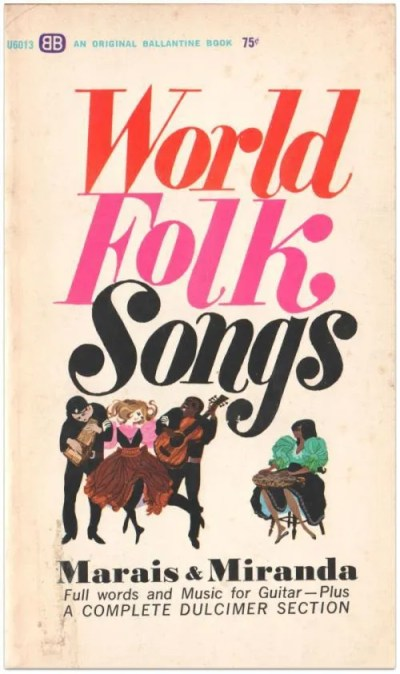 Marais & Miranda - World Folk Songs