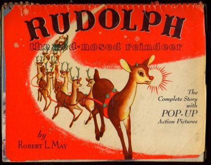 Three Leadership Lessons from Rudolph the Red-Nosed Reindeer