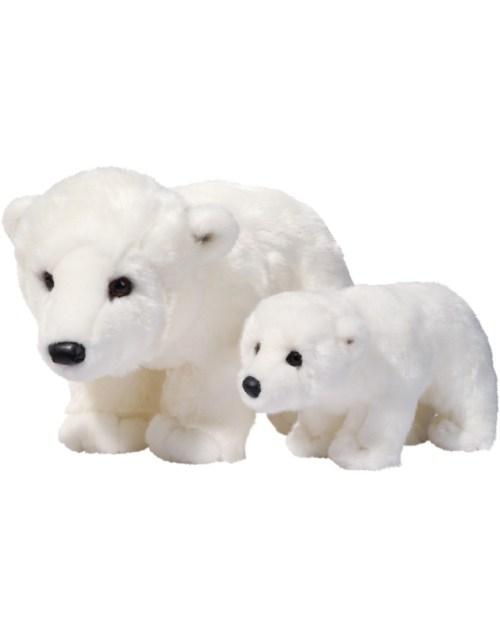 Medium Of Polar Bear Stuffed Animal