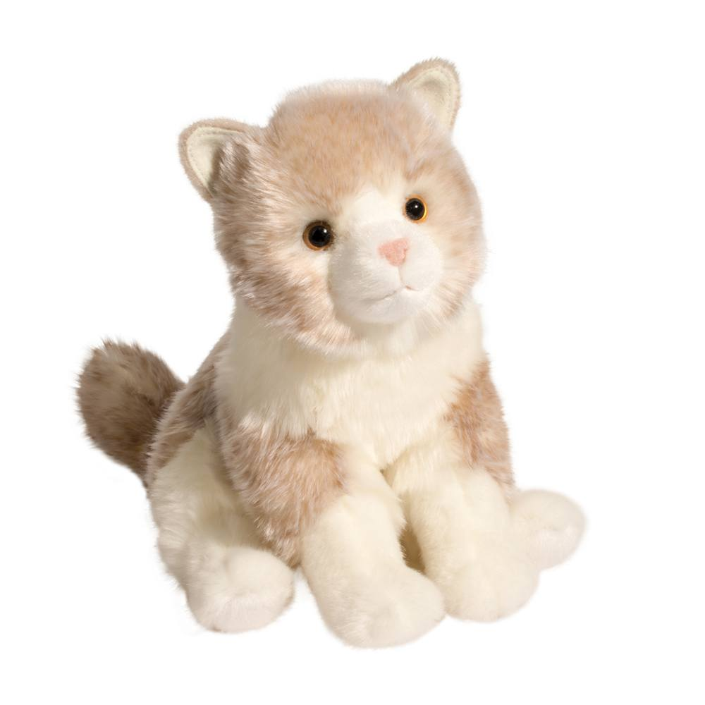 Cat Plush Toy Gayla Cream Cat