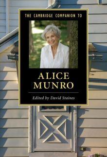 Alice Munro Companion