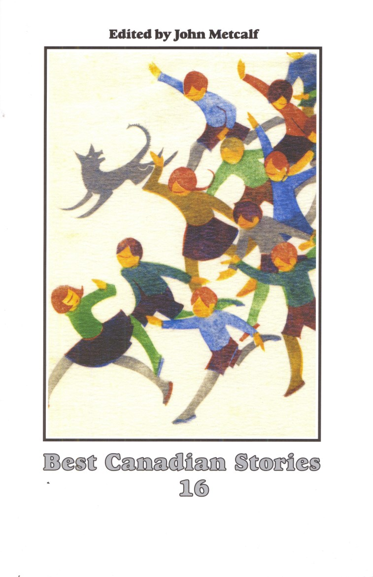 Best Canadian Stories 2016 cover