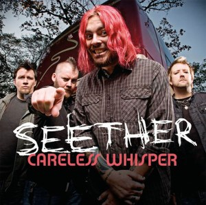 My photo of Seether for their new single