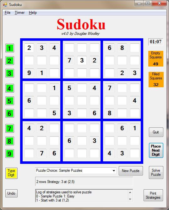 Sudoku 41 Program