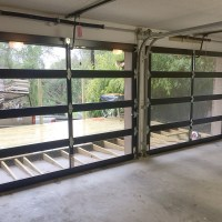 Glass Garage Doors | Doug's Garage Door Service