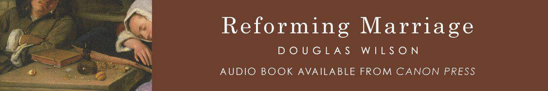 Reforming Marriage Audio