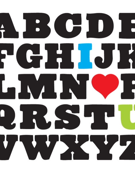 Letters t-shirt designs by artists worldwide