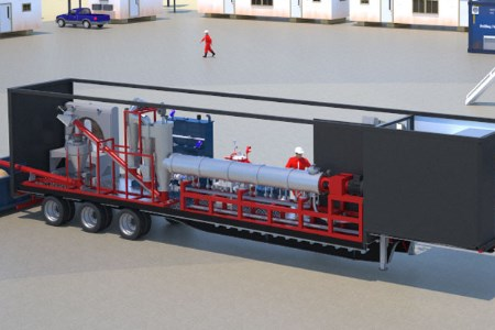 Halliburton introduces advanced solids control and separation system