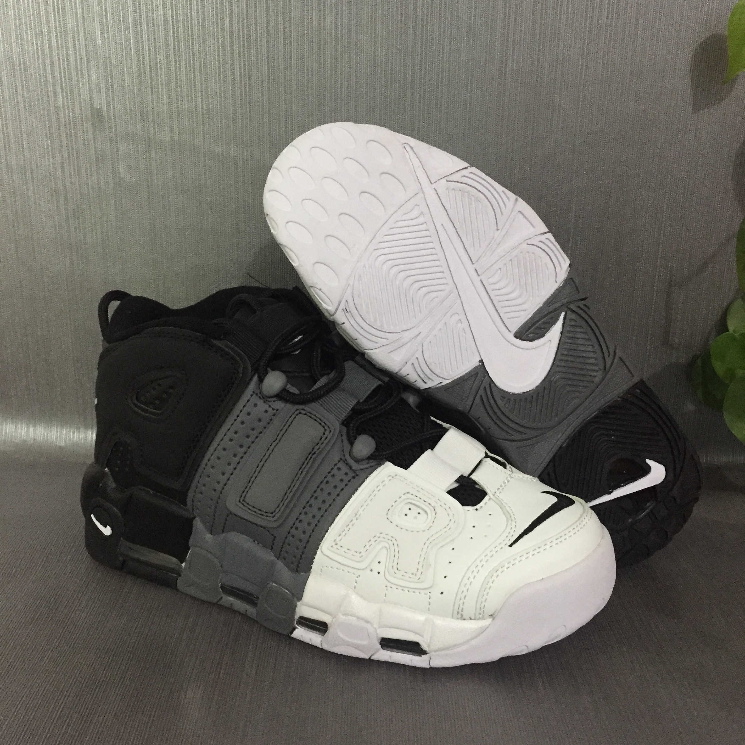 Air Max Running Nike Air More Uptempo Tri Color Mens Nike Air Max Running Shoes Sd22 Getfashionsstore