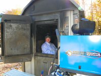 Wood Furnace Repair: A Downeast Thunder Farm Dirty Job ...