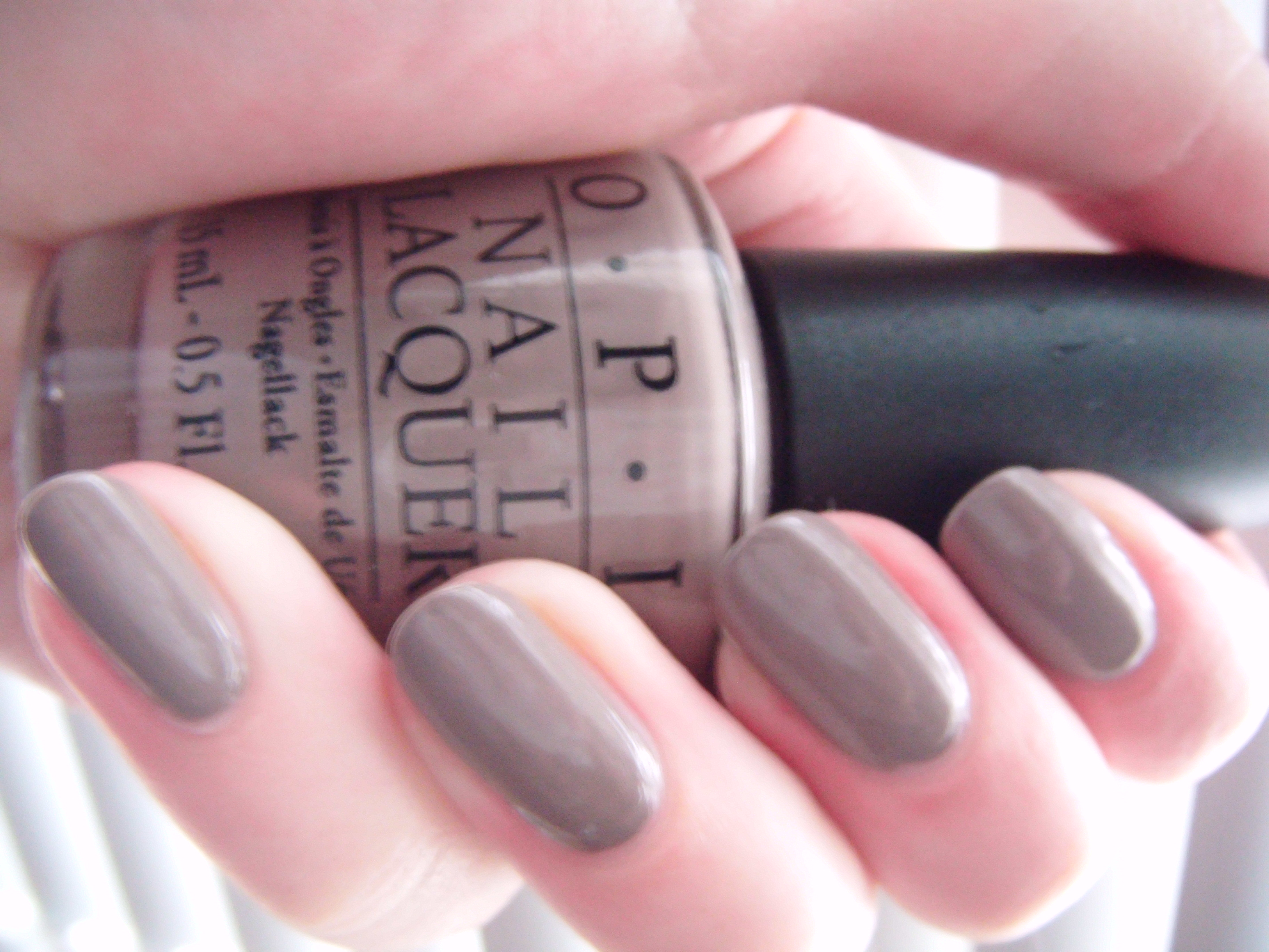 Interview Worthy Polish Opi Berlin There Done That Down