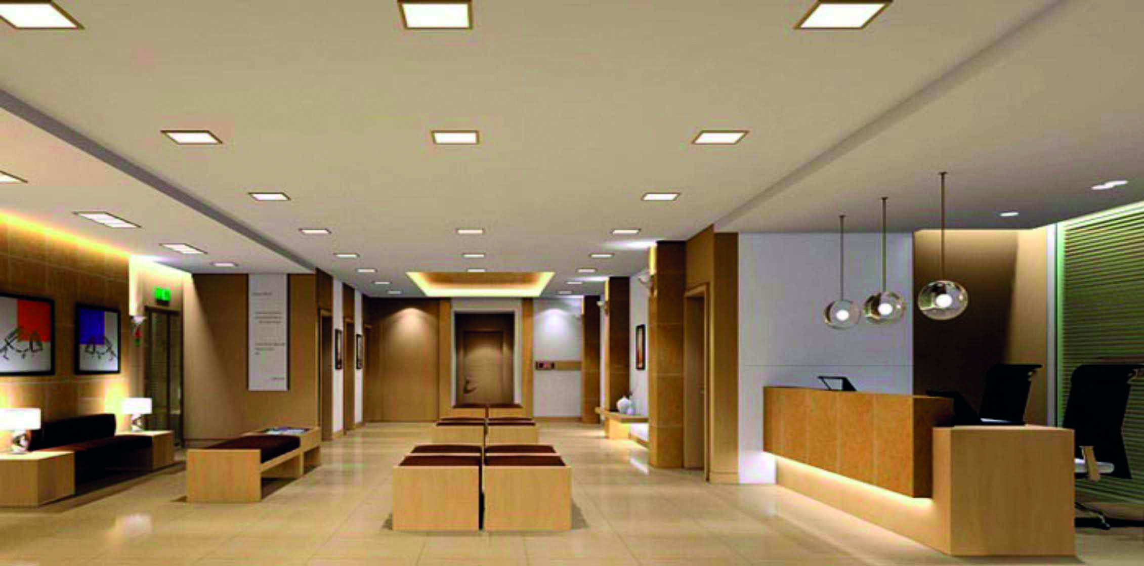 Foco Cuadrado Led Panel Led Cuadrado Iluminación Interior | Venta Panel Led