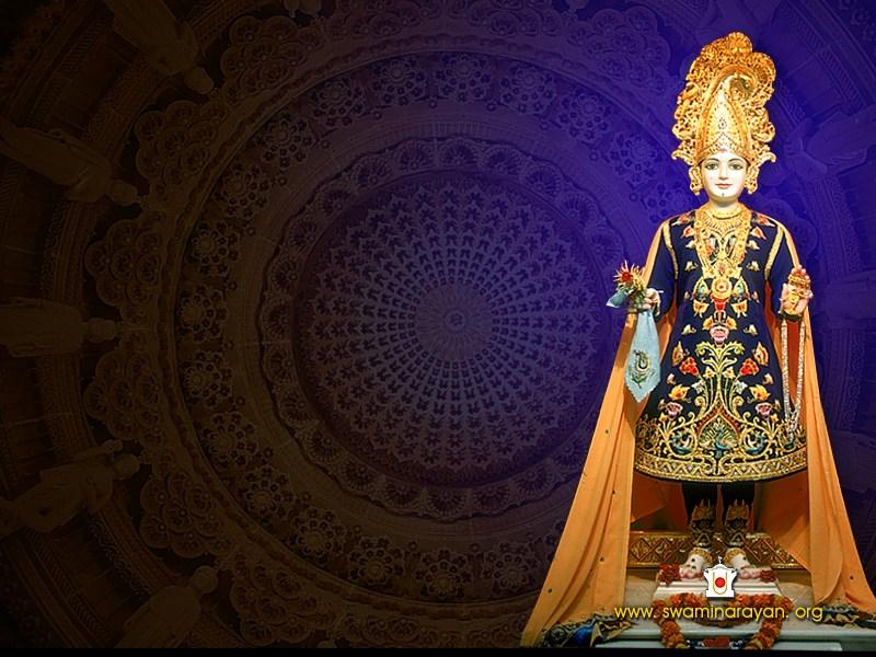 Ghanshyam Maharaj Wallpaper Hd Download Baps Web Site S Wallpapers In Bitmap Format