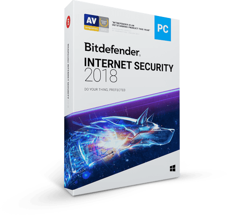 BitDefender Internet Security 2018 22.0.17.205 Crack & Key [Latest]
