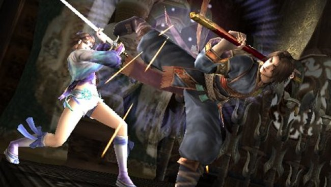 Anime Fighting Wallpaper Soulcalibur Broken Destiny Psp Review