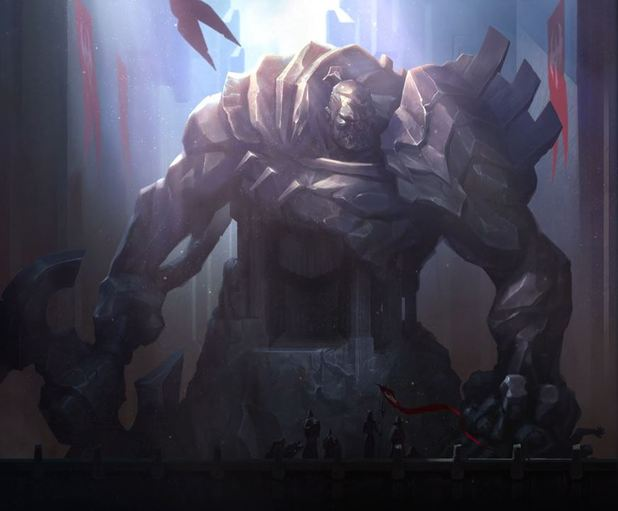Live Moving Fall Wallpaper For Pc League Of Legends Reborn Teases Sion Rework